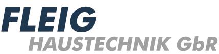 Logo von Fleig Sanitär Haustechnik Breisach mit Link zur Homeseite