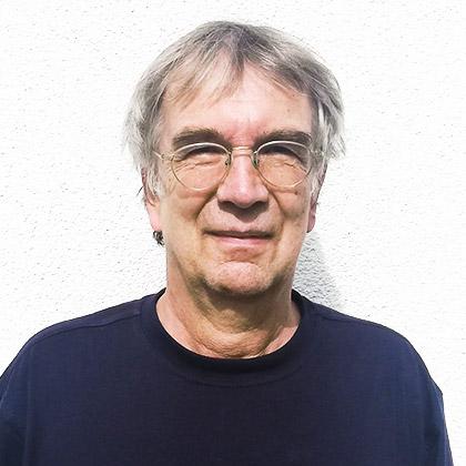 Bernhard Meier: Lagerist / Werkstatt