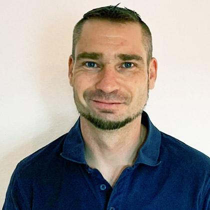 Mike Pfundstein: Monteur Heizung/Sanitär