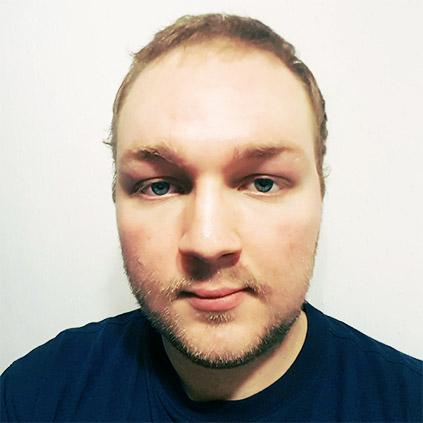 René Baumgarten: Auszubildender Anlagenmechaniker
