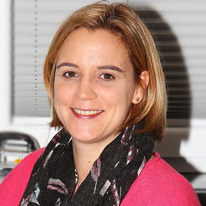 Stephanie Fleig: Büro, Verwaltung